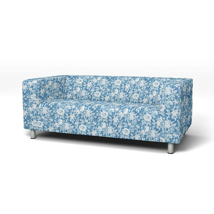 Klippan, Sofabezüge, 2er, Regular Fit diesen Stoff anwenden True Rose Light…