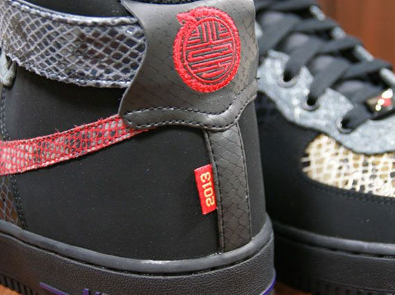 nike air force 1 hi ukulele