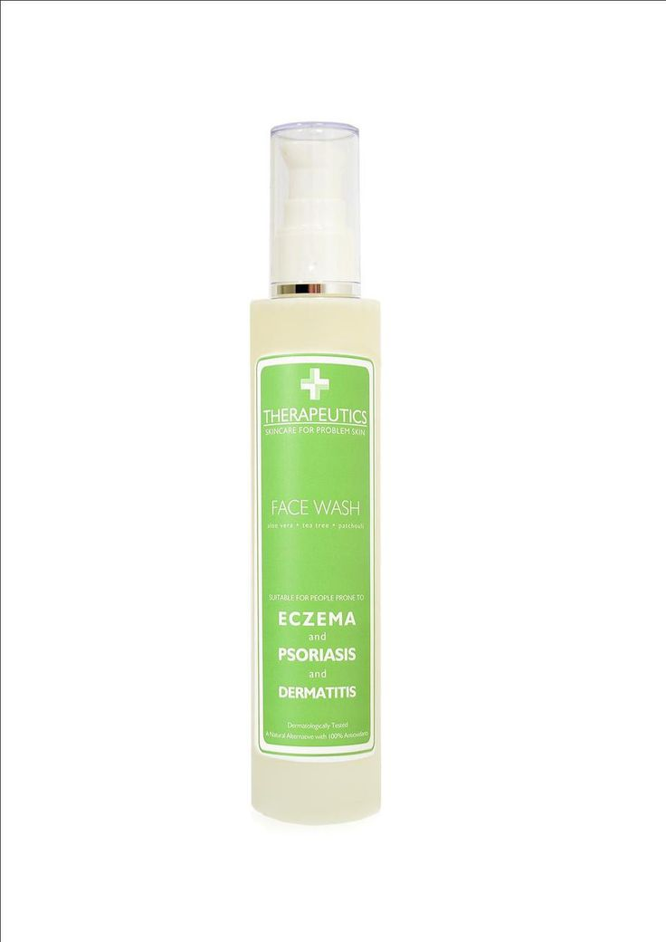 Natural Elements - *NEW* Face Wash (for skin prone to Eczema, Psoriasis