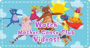 Preschool nursery rhyme coloring pages, songs, and games