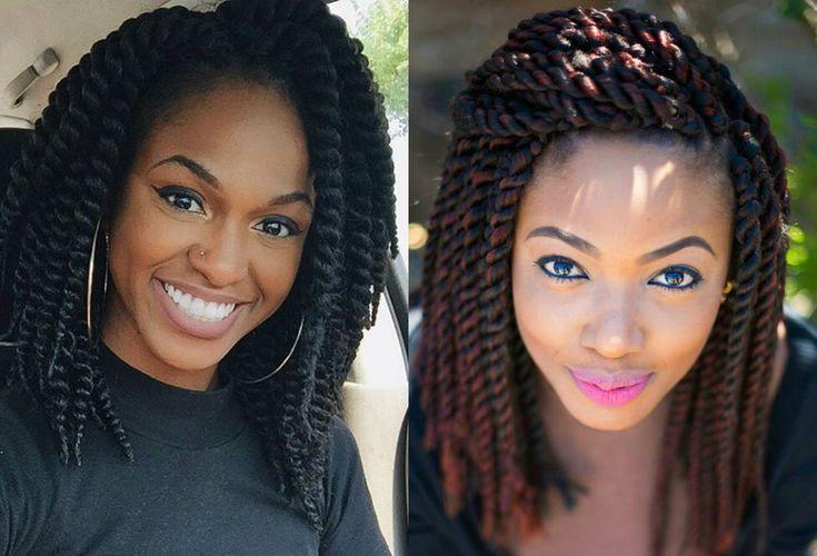 Crochet Braids And Black Women Bob Hairstyles Black Hairstyles Pinterest Crochet Braids