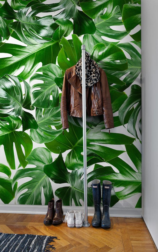 Welcome to the Jungle wallpaper Rebel Walls: http://rebelwalls.com.au/