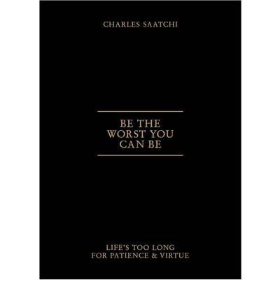 Charles Saatchi almost never gives interviews. However, he's a man with a view on everything  -  from movies to morals, superstition to suicide  -  and in this fascinating new book he answers nearly 300 questions from readers and journalists.