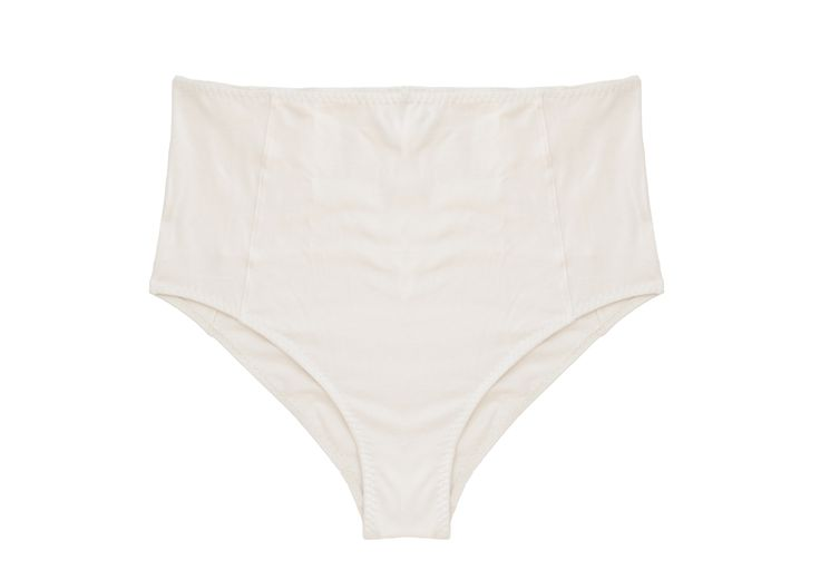 0.4 The High Waisted Briefs. www.thenudelabel.com