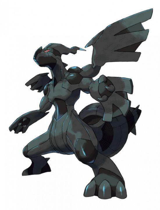 Pokemon Black - Legendary Pokemon Zekrom