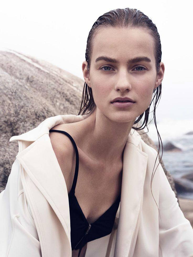 Karien Anne / Editorial: Maartje Verhoef in Vogue China | MyDubio
