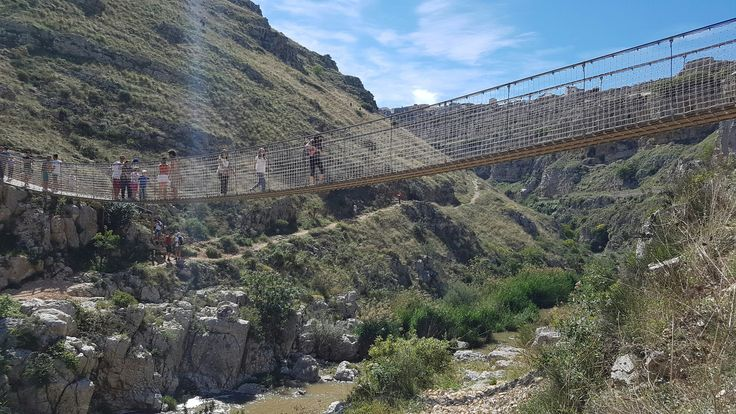 Ponte sul fiume Gravina