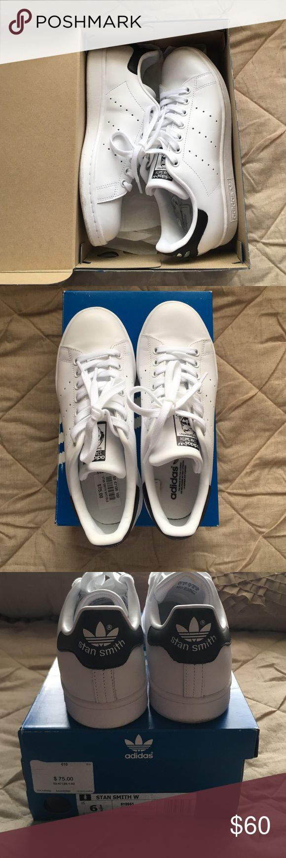 Adidas Stan Smith Adidas Stan Smith in size 6.5 (run .5 size large) Adidas Shoes Athletic Shoes