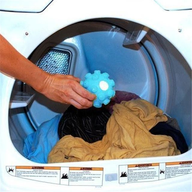 Laundry Washer Fabric Softener Ball Dryer Balls Wrinkle Release Wrinkle Remover