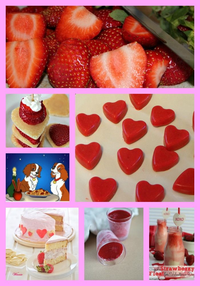 In honor of #Strawberry Month this week we decided to feature all of the Strawberry recipes that were shared with us last week for Inspire Us Tuesdays. You have to drop by to check out these incredible #recipes.