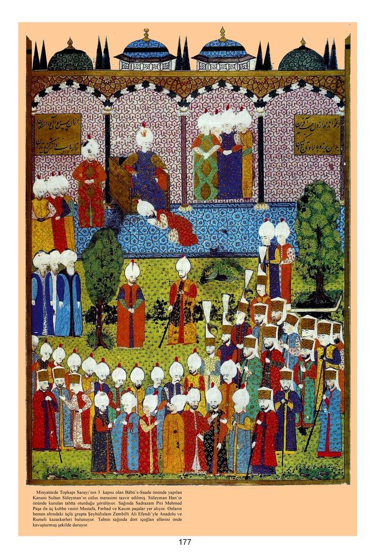 Hüseyin Menç/ Tarih İçinde Amasya / Kanuni Sultan Süleyman