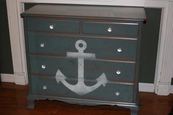 nautical drawers | Nautical Chest of Drawers in Roscoe Village, Chicago, IL, USA ~ Krrb