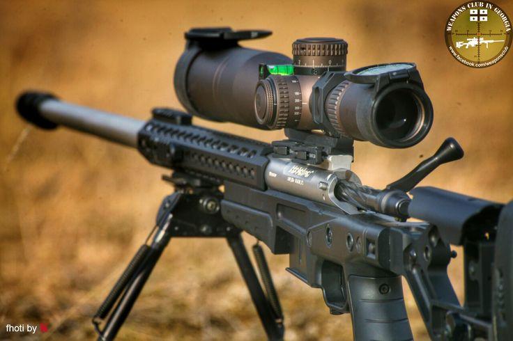 Stiller Predator 308w Vortex Optics Razor Hd Gen Ii 4 5