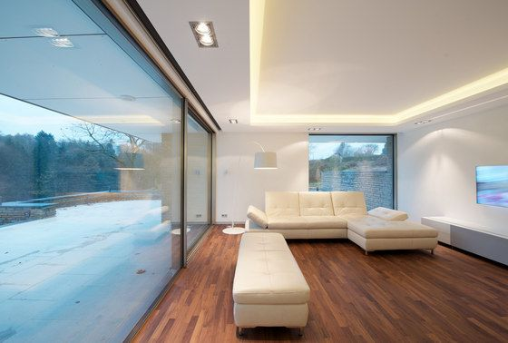 KELLER minimal windows®4+ von Keller | Glastüren