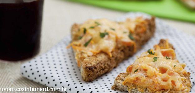 Aprenda a preparar deliciosos nachos feitos de pão integral clássico da Wickbold.