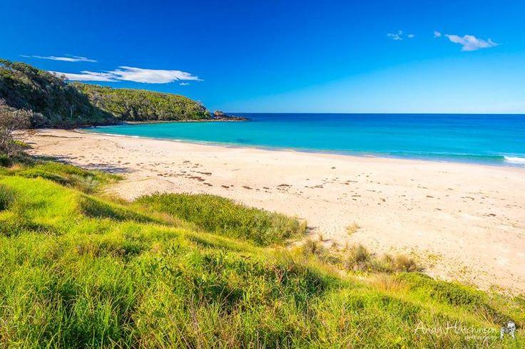 Mollymook Beach, NSW Australie