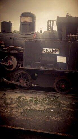Train indonesia..