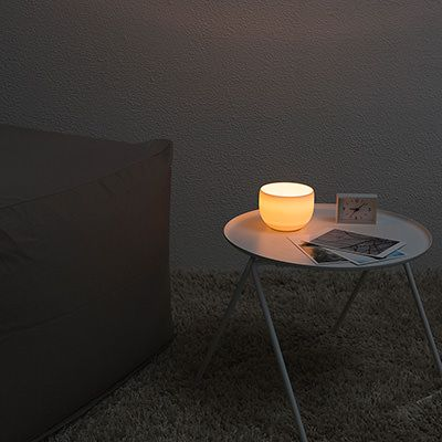 コンパクトサイドテーブル 幅36×奥行35×高さ30cm | 無印良品ネットストア