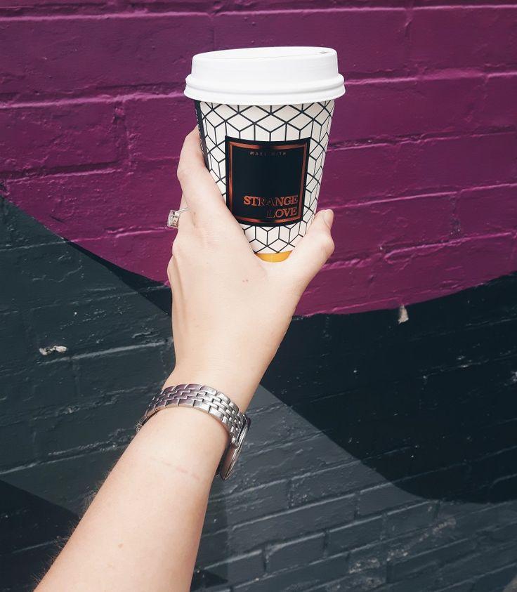 Coffeeholic. @elizabethingold