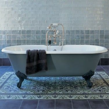 Versailles Bath from Fired Earth