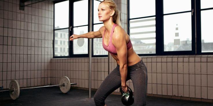 Coisas de Mulher: Crossfit - uma modalidade para ficar em forma