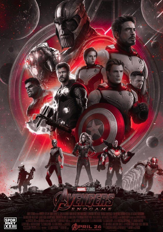 Regarder~Avengers-Four Movie complet (2019) Streaming VF Entier¨Français¨