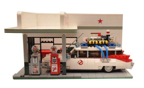 55 best images about lego service station on pinterest grand prix lego and 50s vintage. Black Bedroom Furniture Sets. Home Design Ideas