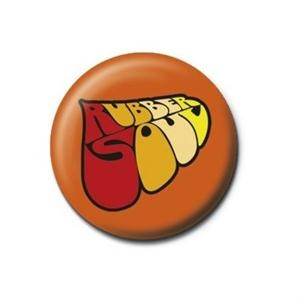 Pyramid International Rozet - The Beatles (Rubber Soul Logo) - 25 mm Rozet - BunlardanIstiyorum.com