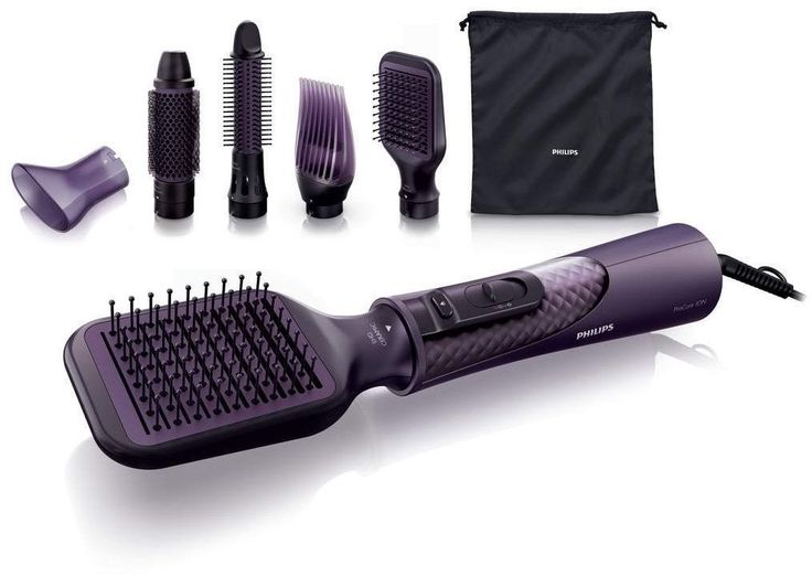 Philips ProCare Airstyler HP8656/00 Ionic 5 Styling Attachments Hair Dryer | eBay