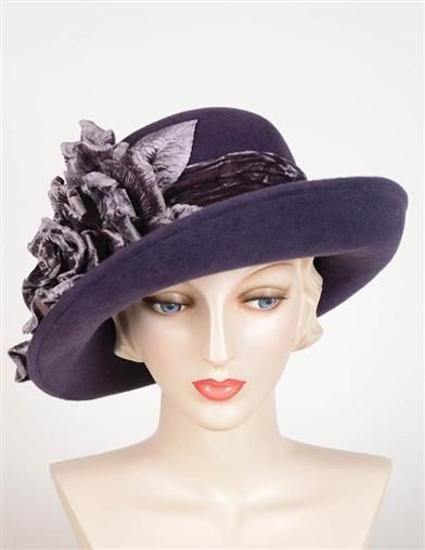 c49aaf35274 Edwardian Hats