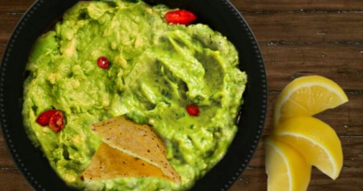 Classic Guacomole recipe with a spicy twist!