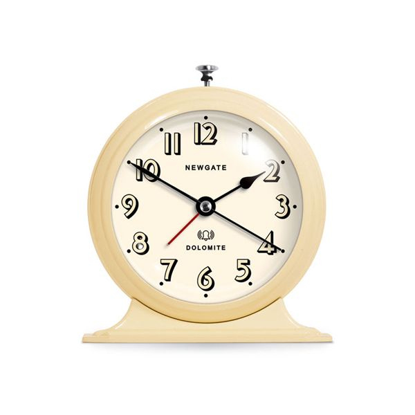 Dolomite Alarm Clock, Bullet Alarm Clock | Barn Light Electric