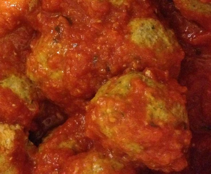 Nonna's Meatballs by kjohnson on www.recipecommunity.com.au