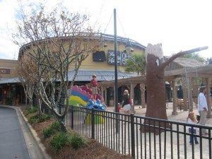 Destin Outlet Mall Playground