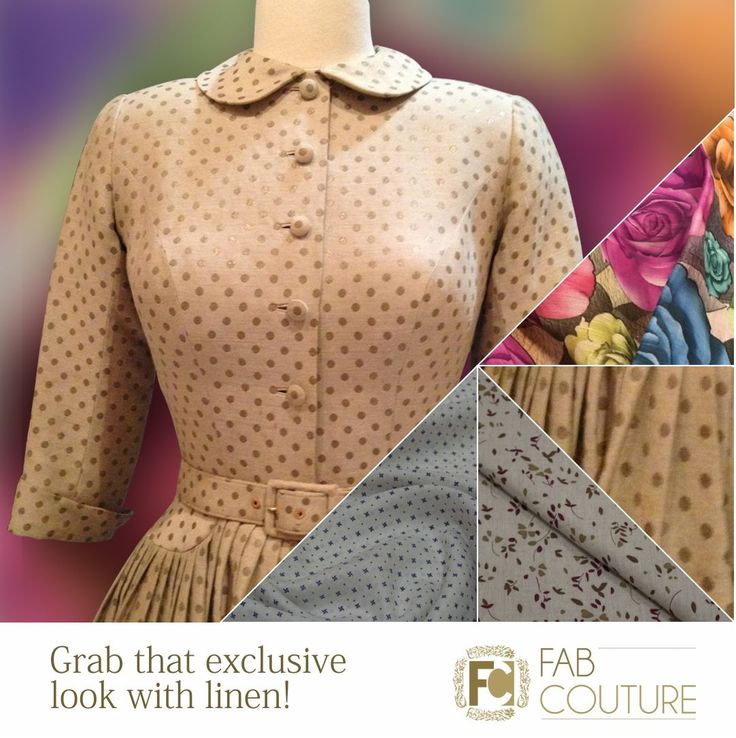 Grab that exclusive look with Linen!!! with #FabCouture! #DesignerFabric at #AffordablePrices.  Buy your stock of fabric from: https://fabcouture.in/catalogsearch/result/?q=linen #Linen #DesignerDresses #Fabric #Fashion #DesignerWear #ModernWomen #DesiLook #Embroidered #WeddingFashion #EthnicAttire #WesternLook #affordablefashion #GreatDesignsStartwithGreatFabrics #LightnBrightColors #StandApartfromtheCrowd #EmbroideredFabrics