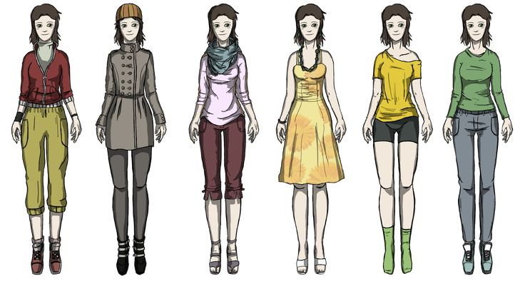my clothes design - first time
