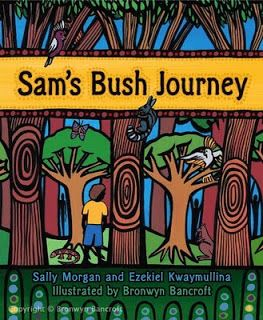 Another wonderful Aboriginal book on our 100 stories list .Read a review at Kids' Book Review: Review: Sam's Bush Journey Find us on facebook https://www.facebook.com/100storiesbeforeschool