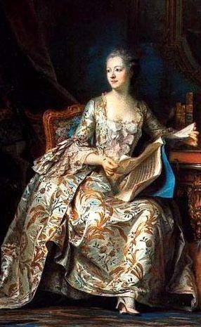 robes baroques haute couture costume louis 15 pinterest les fran ais robes et geo. Black Bedroom Furniture Sets. Home Design Ideas