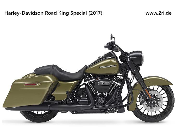 Harley-Davidson Road King Special (2017)