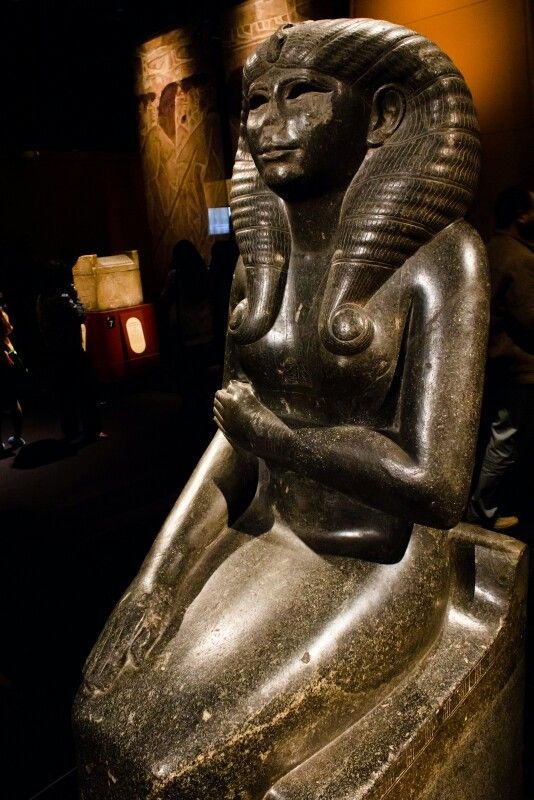 Nofret II (her name means Beautiful One) was an ancient Egyptian queen of the 12th dynasty. She was a daughter of Amenemhat II and wife of Senusret II.