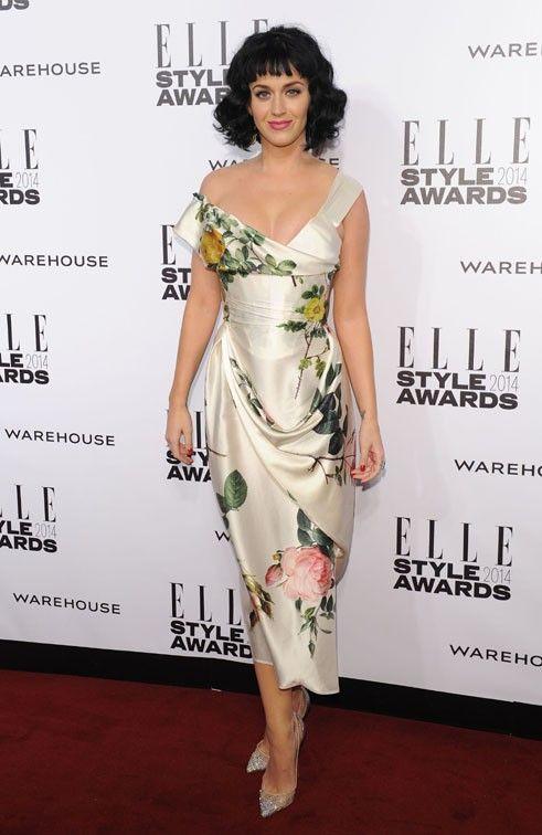 Confira o estilo da cantora Katy Perry no Moda que Rima.