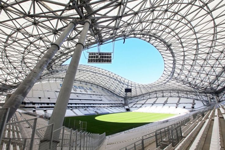 Stade Velodrome, Marseille
