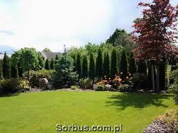 Znalezione obrazy dla zapytania ogrody przydomowe