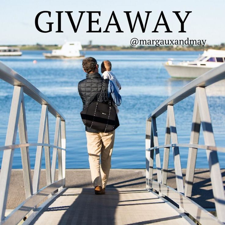GIVEAWAY TIME! Win a new neoprene multipurpose tote bag! To enter to win you only have to follow 3 easy steps. 1. Follow @margauxandmay  2. Like this photo 3. Tell us what item you can't leave the house without That's it! Good luck! We will pick a winner August 7th at 9pm EST.  This giveaway is in no way sponsored or endorsed by Instagram.