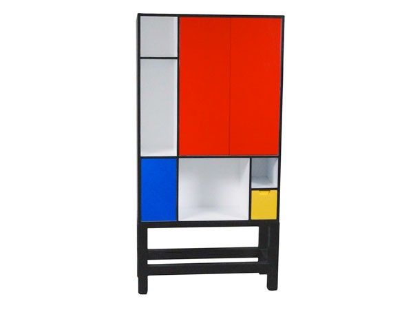 Warhol multifarget skap