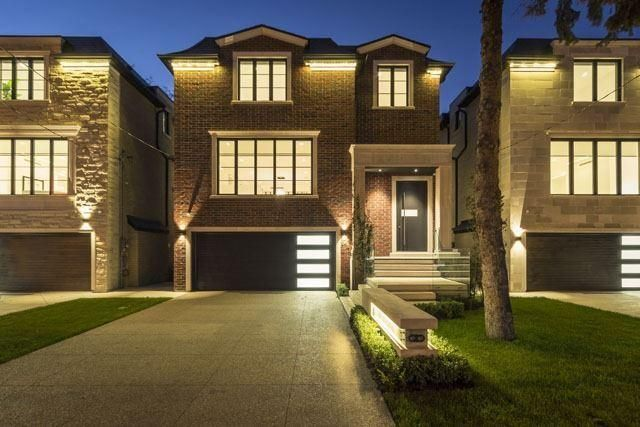 New Architectural & Design Intelligence-Ab8Group Presents Every Imaginable Feature With Its Turn Key Approach. Elan Home Automation, 7-4K Tvs, Motorized Blinds T/O, 4 Fireplaces, 10' & 9' Ceilings, B/I Speakers T/O, 4-Zone Heat/Cool, Nat. Gas Backup Generator, Built-In Bbq, B/I Gaggenau Appliances, Renowned Neff Kitchen & Cabinetry,Heated Floors, Foyer And All Baths.L/L Above Grade & Sun Filled. Indoor Meets Outdoor Living, Exterior Fire Pit & Lighting.