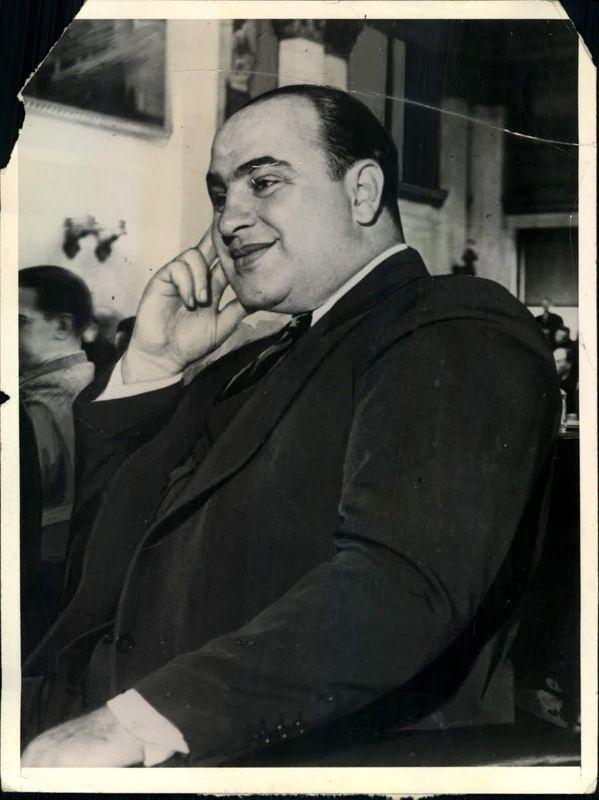 Al Capone: Life of crime