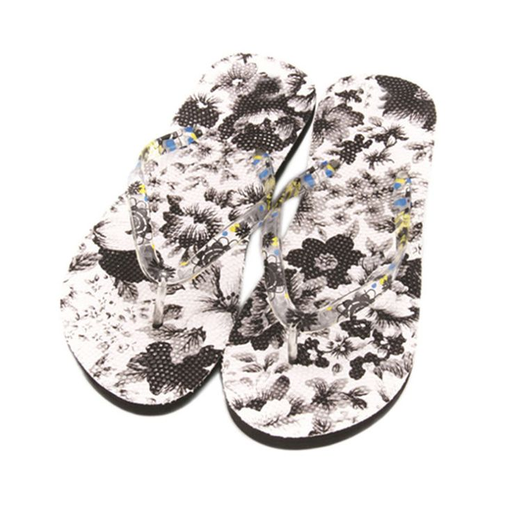 siketu Best Gift New Fashion Women Flowers Sandal Home Toepost Flip Flops Slippers drop ship beach Shoes drop ship bea6624 #CLICK! #clothing, #shoes, #jewelry, #women, #men, #hats, #watches