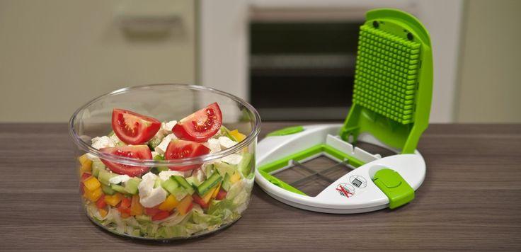 Salat Chef Smart - feliator multifunctional | iTeleshop.ro