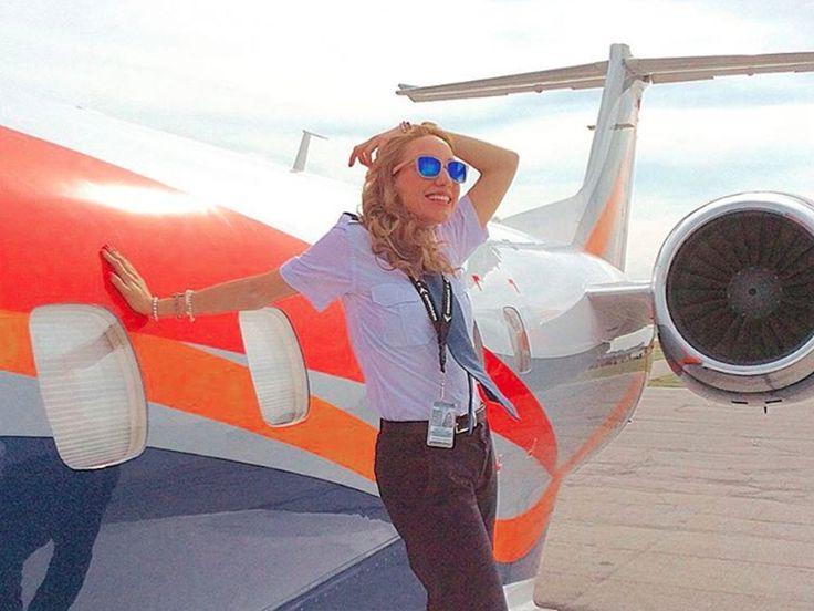 Ces femmes pilotes d'avion s'emparent d'Instagram afin de détruire les stéréotypes et d'encourager les jeunes femmes à aller à la poursuite de leurs rêves